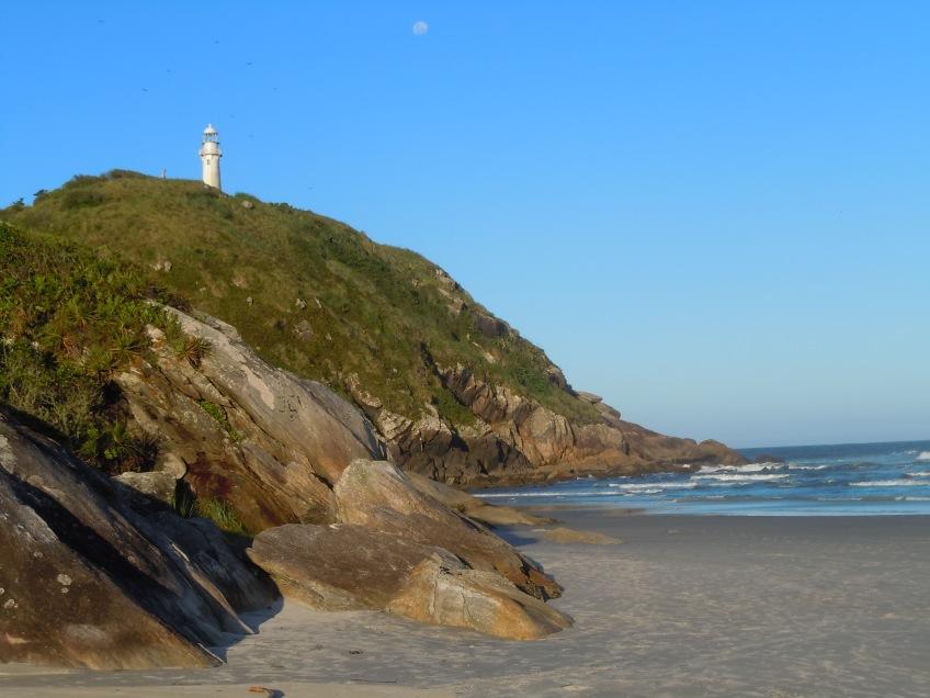 Farol das Conchas - Ilha do Mel, PR, Brasil