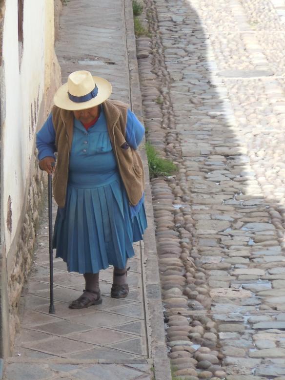 A Subida - Cusco, Peru
