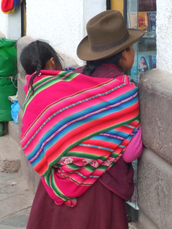 Mamacita y Peruzinha - Cusco, Peru