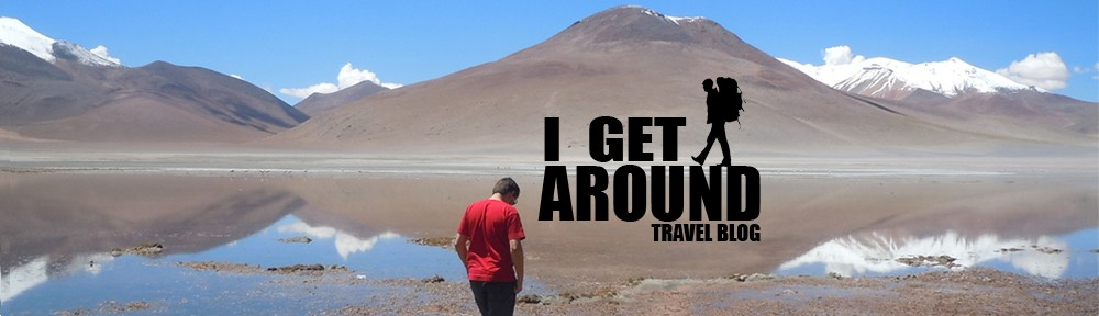 I GET AROUND Travel Blog!