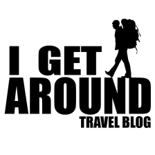I GET AROUND Travel Blog Logo