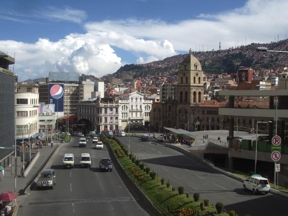 Centro-La-Paz-Bolivia