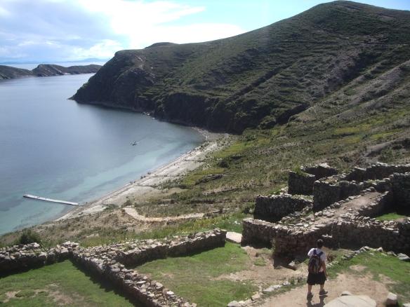 El-Labirento-Isla-del-Sol-Bolivia-Lago-Titicaca-Copacabana-Ruinas-de-Chinkana