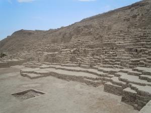 Huaca-Pucllana-Miraflores-Lima-Peru