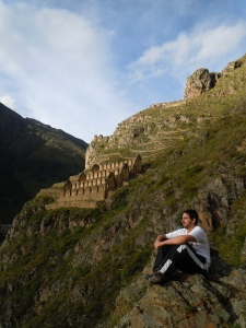 Ollantaytambo, Vale Sagrado - Peru