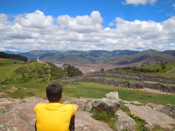 Saqsayhuamán-Cusco-Peru